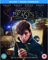 Blu-Ray Film Fantastické zvery a ich výskyt (CZ)