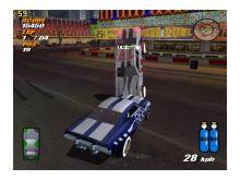 PS2 Destruction Derby Arenas