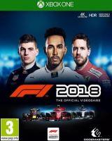 Xbox One F1 2018