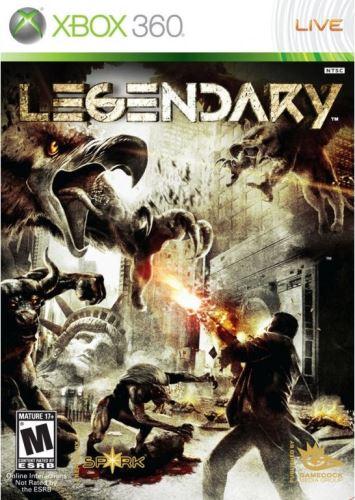 Xbox 360 Legendary