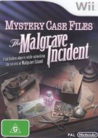 Nintendo Wii Mystery Case Files - The Malgrave Incident
