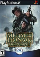 PS2 Medal Of Honor Frontline (DE)