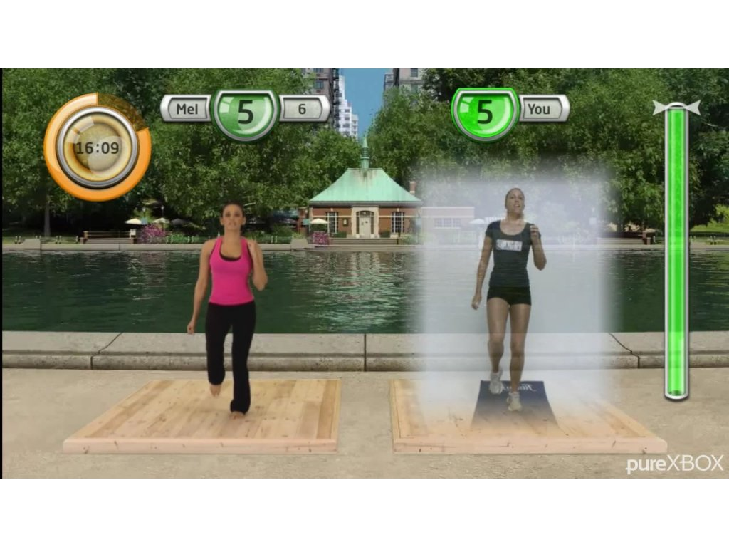 PS3 Get Fit With Mel B