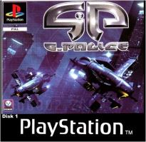 PSX PS1 G-Police
