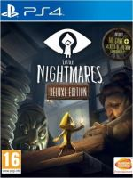PS4 Little Nightmares Deluxe Edition (nová)