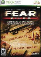 Xbox 360 Fear Files (DE)
