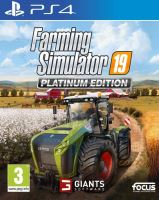 PS4 Farming Simulator 19 - Platinum Edition (CZ) (nová)