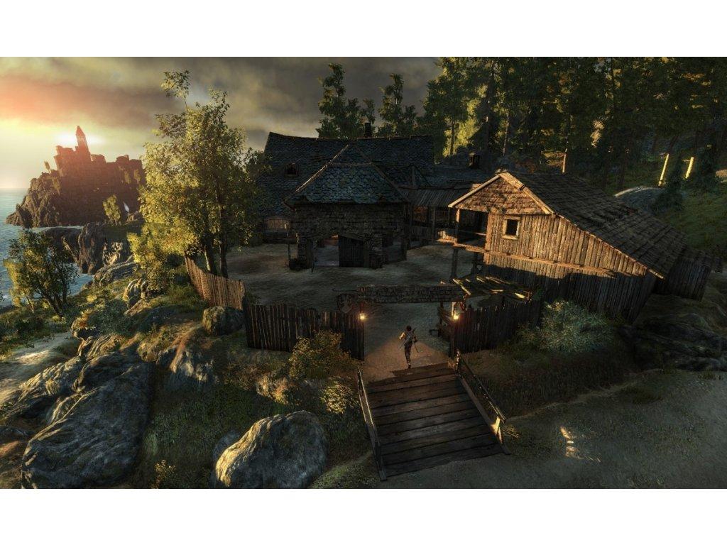 Xbox 360 Arcania Gothic 4