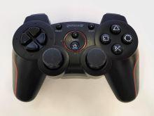 [PS3 | PC] Bezdrôtový Ovládač Gioteck VX-2 - čierny (estetická vada)