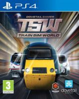 PS4 Train Sim World (nová)