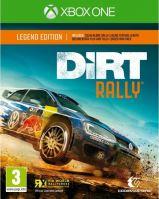 Xbox One Dirt Rally (nová)