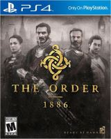 PS4 The Order: 1886 (nová)