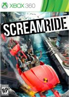 Xbox 360 Screamride (nová)