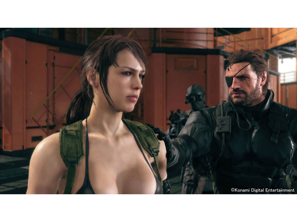 Xbox One Metal Gear Solid 5: The Definitive Experience (Ground Zeroes + The Phantom Pain)