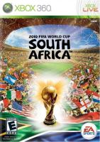 Xbox 360 FIFA World Cup 2010 South Africa (bez obalu) (DE)