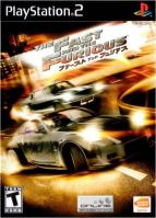 PS2 Rýchlo a zbesilo (The Fast And The Furious: Tokyo Drift)