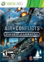 Xbox 360 Air Conflicts - Pacific Carriers