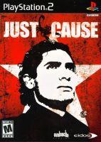 PS2 Just Cause (nová)