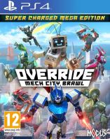 PS4 Override: Mech City Brawl - Super Charged Mega Edition (nová)