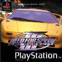 PSX PS1 NFS Need For Speed 3 Hot Pursuit