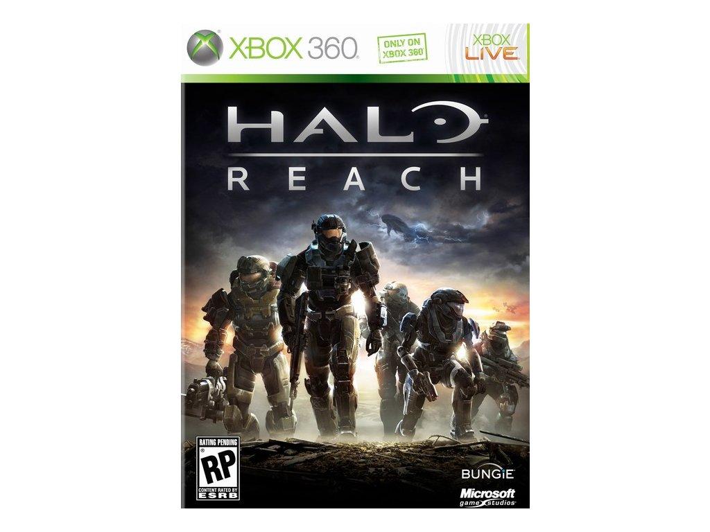 Xbox 360 Halo Reach (DE)