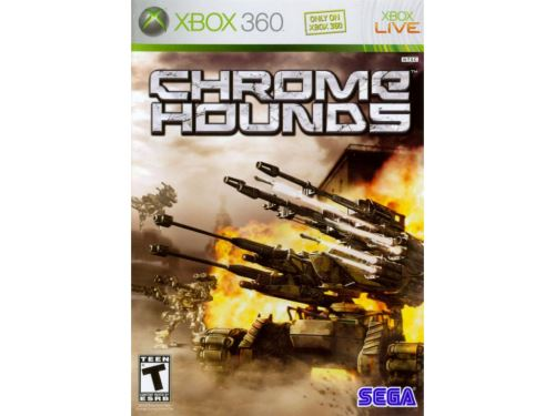 Xbox 360 Chromehounds
