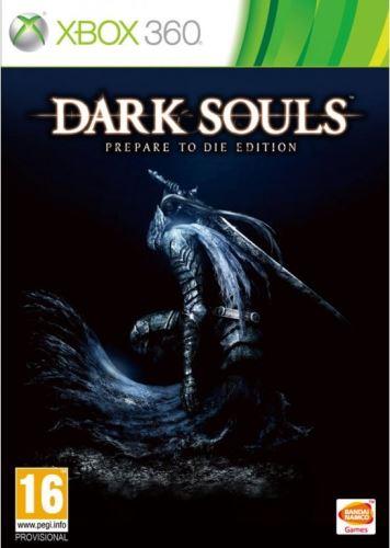 Xbox 360 Dark Souls Prepare To Die Edition