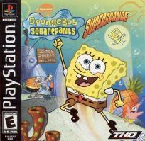 PSX PS1 Spongebob Squarepants SuperSponge