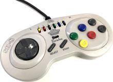 [Nintendo SNES] Drôtový ovládač LMP GAMESTER SN-8 (estetická vada)