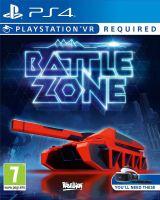 PS4 Battlezone VR (nová)