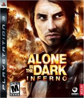 PS3 Alone In The Dark Inferno