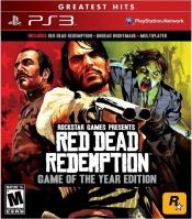PS3 Red Dead Redemption Game Of The Year Edition (nová)