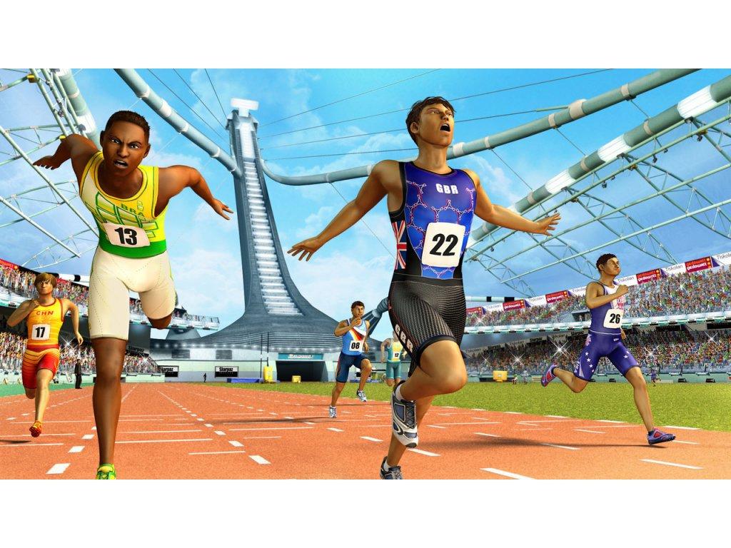 PS3 Summer Challenge: Athletics Tournament