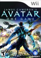 Nintendo Wii James Camerons Avatar