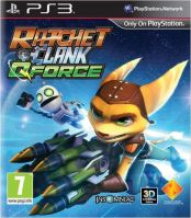 PS3 Ratchet And Clank Q Force