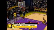 PS2 NBA 2 Night