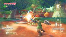 Nintendo Wii The Legend Of Zelda - Skyward Sword