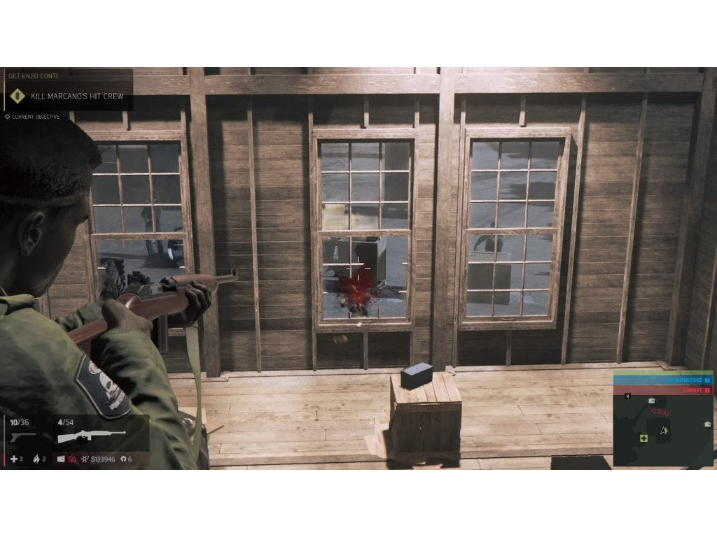 PS4 Mafia 3 (CZ)