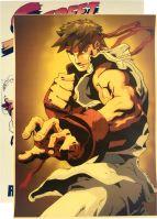 Plagát Street Fighter - rôzne motívy (nový)