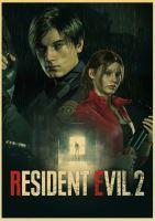Plagát  Resident Evil 2 (nový)