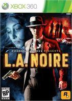 Xbox 360 LA Noire (nová)