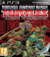 PS3 Teenage Mutant Ninja Turtles Mutants in Manhattan (nová)