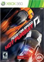 Xbox 360 NFS Need For Speed Hot Pursuit