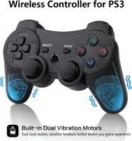 [PS3] Bezdrôtový Ovládač - čierny (nový)