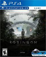 PS4 Robinson The jurney