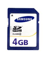 [Nintendo 3DS|2DS] Pamäťová karta Samsung SDHC 4GB