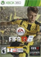 Xbox 360 FIFA 17 2017