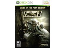 Xbox 360 Fallout 3 Game of the Year Edition (DE)