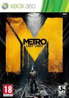 Xbox 360 Metro Last Light (CZ) (nová)