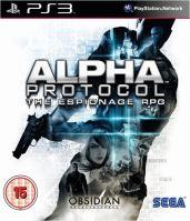PS3 Alpha Protocol - The Espionage RPG (nová)